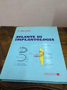 C-Bellavia-Atlante-di-implantologia-Masson-1988