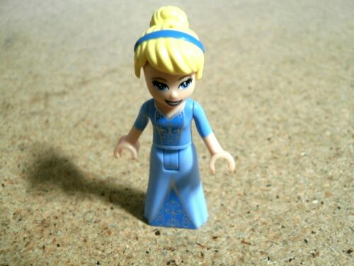 LEGO Friends disney Minifig Cendrillon Cinderella Neuf