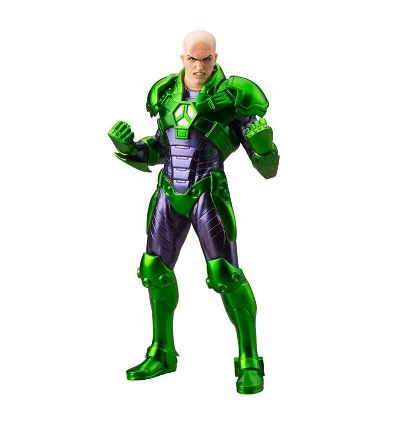 Kotobukiya Kotobukiya Kotobukiya Figurine Lex Luthor Artfx+ nuovo 52 e8230c