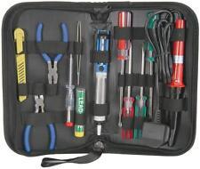 Mercury 710.362 Juego de herramientas eléctricas hágalo usted mismo Kit De Destornilladores Soldador + Pinzas
