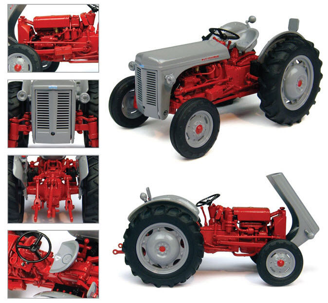 4190 Universal Hobbies (1957) Ferguson FF30 DS tractor 1 32 scale BOXED