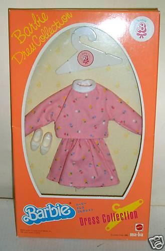 Nuevo en Caja ma BA Barbie Collector's Club de Japón Colección vestido barbie moda