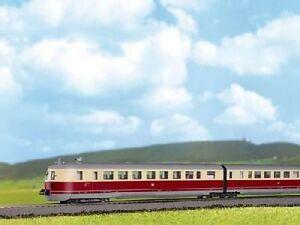 Gauge H0 - Kato Railcar VT183 Cream/Red AC - 301701 Neu