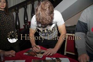 Foto-autografata-dell-039-attore-Giorgio-Pasotti-Rare-Signed-Photo-Autografo-Cinema