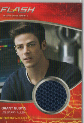 The Flash Autograph Prop /& Wardrobe Card Selection NM Cryptozoic