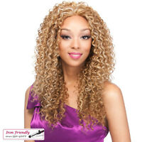 It's A Wig Human Hair Quality Mix Lace Front Wig Hh Lace Peruvian Jerry