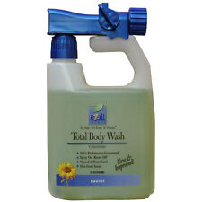 EZall Green EcoFriendly TOTAL BODY Wash Horse Pony Cow Dog Sheep Pig Goat 32 oz
