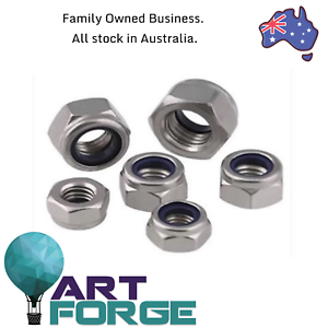 50-x-M3-Stainless-Steel-Nyloc-Nuts