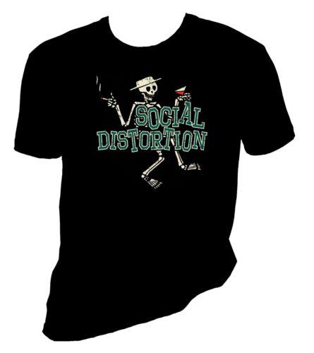 social distortion t shirt, social distortion apparel, punk rock, sizes s-6x