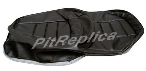 VPS Seat Cover Compatible With Suzuki GV1400 Cavalcade 86-89 Pleated Seat Cover
