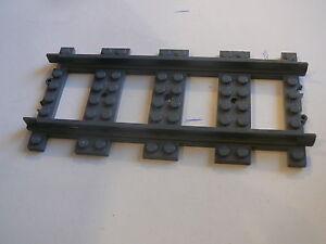 Lego-1-rail-gris-fonce-droit-set-79110-60050-7937-1-dark-bluish-straight-track