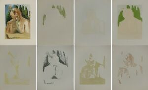 DALI-Salvador-ENFER-27-20-planches-en-decompositions-originales-1960-08