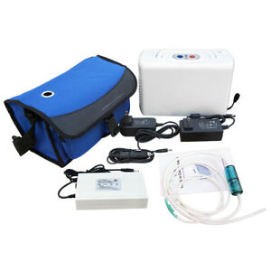 Details about Portable Oxygen Concentrator Machine Efficient Oxygen  Generator 3L/MIN 32W