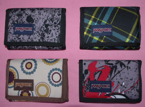 Jansport Purser Wallet *Brand New with Tag* RRP £13.99