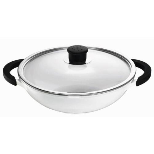 Nouveau novateur Toast Guage CONTROL BLAUPUNKT Retro Grille-pain 4 fentes-blanc//or