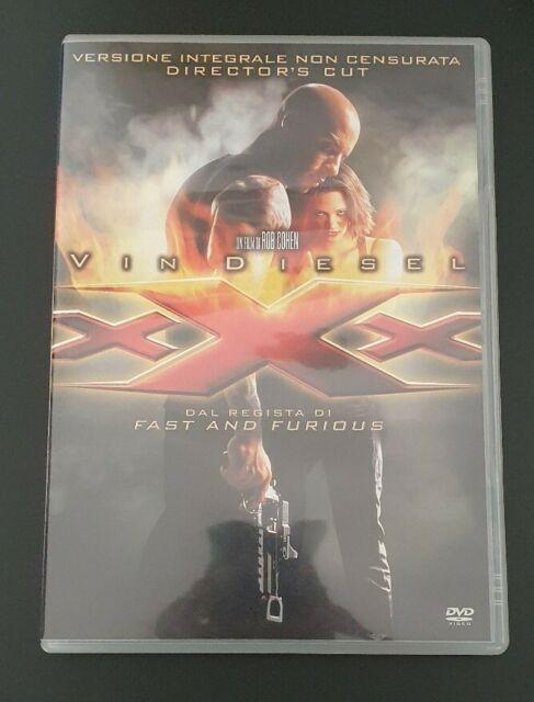 XXX (2002) DVD