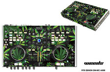 Skin Decal Wrap Denon DN MC 6000 DJ Controller Interface Pro Audio Sticker WEEDS