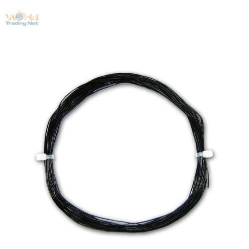 0,33 €//m 10m flessibile trefolo 0,04mm² extra sottile cavo dekoderlitze Cable Wire