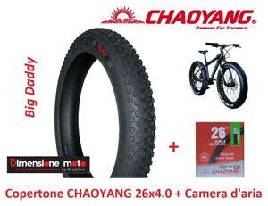 copertone mtb big daddy fat bike 24 x 4.00 CHAOYANG Bici Fat bike