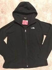 The North Face Women's Tundra100 Fleece Full Zip TNF Black Size M ...