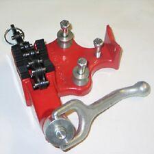 Pipe Threading Chain Vise 18 2 Bench Truck Trailer Ridgid 300 600 700 1822 1224