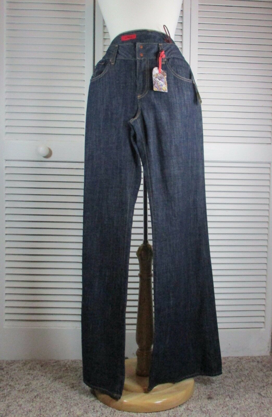 Women's Jeans Adrian goldschmied NWT Mona Jeans s 31 Dark Indigo (s  CMP)