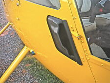 Robinson R44 Helicopter Raven I, II, Astro, Vent Scoop with air louver, parts