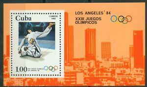 Karibik-Block-75-Olympische-Spiele-1984