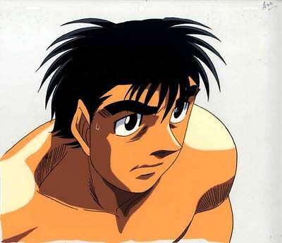 Is hajime no ippo anime over