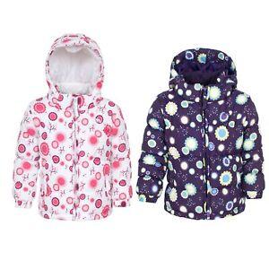 Trespass-Janet-Baby-Windproof-Hooded-Casual-Coat-Padded-Waterproof-Girls-Jacket