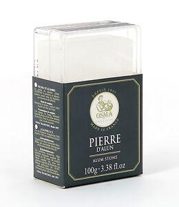 Health & Beauty Shaving & Hair Removal Useful Osma Tradition Pierre D'alun 100 G Plastikbox Sang-silent Alun Stone