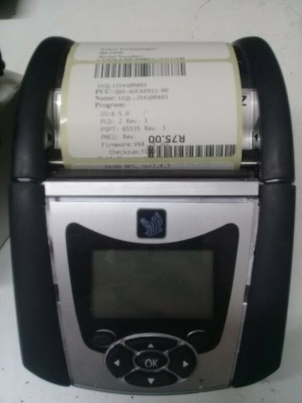 Zebra QL.N320 barcode printer