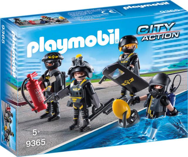 PLAYMOBIL®  9365  SEK-Team , NEU & OVP