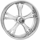 Xtreme Machine - 1285-7806R-XFR-CH - Fierce Rear Wheel, 18x3.5in. - Chrome