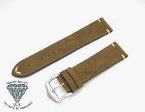 Homemade-Vintage-Leather-Straps-for-Rolex-Tudor-black-bay-for-Seiko-watch-Tool