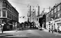 England York, Micklegate Bar, Voiture Auto Car, Scooter Bicycles Bikes