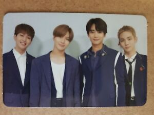 SHINee GROUP #1 Authentic Official PHOTOCARD THE STORY OF