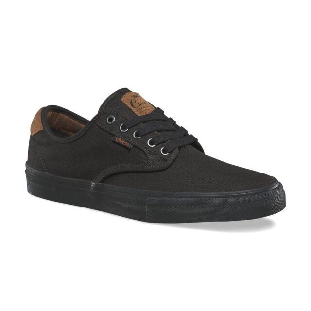 Vans Chima Ferguson Pro (Oxford) Black Skate Shoes UltraCush MEN'S 6.5  WOMEN'S 8