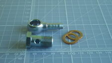 "1/2"" BANJO FOR 5/16"" - 8MM HOSE 1/2"" UNF BOLT FUEL OIL"