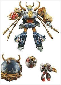 New transforms Autobots Platinum Edition UNICRON Collection Action Figure