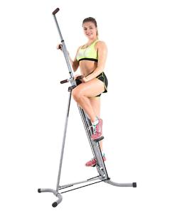 XR Vertical Climber Stair Stepper Machine Cardio Workout Fitness