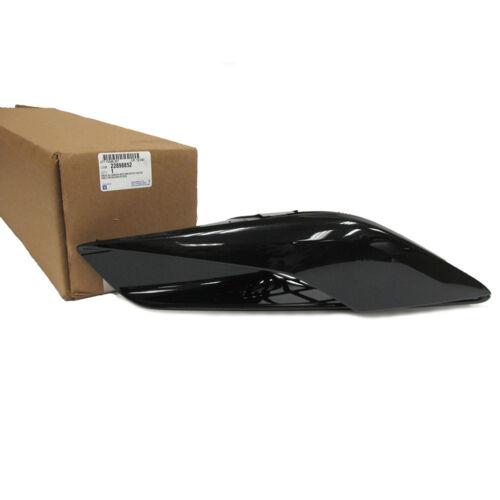 OEM NEW Rear Left Driver Upper Quarter Panel Scoop Vent 15-19 Corvette 22898852
