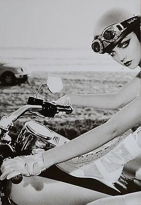 Ellen von Unwerth Ltd. Ed. Photo 30x44cm Easy Riders L.A. 2006, Nude Girls 1995
