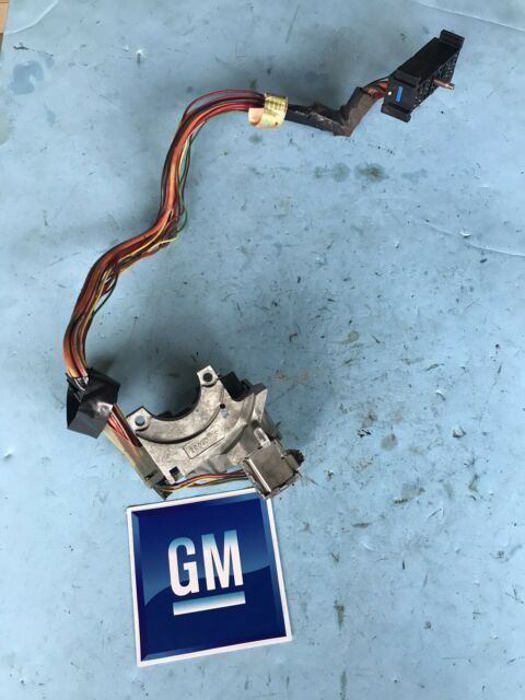 1999-2002 CHEVY SILVERADO IGNITION STARTER SWITCH LOCK CYLINDER HOUSING ASSEMBLY