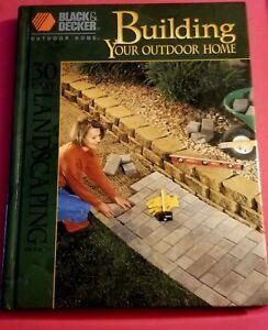 Black-And-Decker-Building-Your-Outdoor-Home-Hardback-Book-DIY