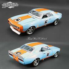 GMP 18814 1968 Chevy Camaro #6 Gulf Oil Street Fighter Diecast Car 1:18 NEW!!