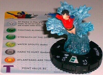 Aqualad #075 #75 Teen Titans Dc Heroclix Promuovere La Salute E Curare Le Malattie