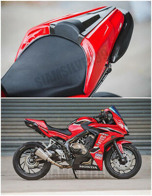 Red Rear Seat Fairing Cover Cowl For CBR650F CB650F 2014-2018