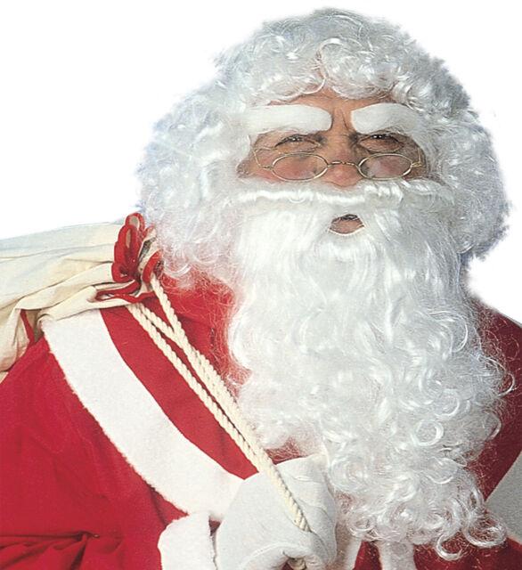 Nikolaus Nikolausmantel mit Bart