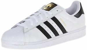 adidas-Originals-Men-039-s-Superstar-Running-Shoe-White-Black-White-Size-20-0